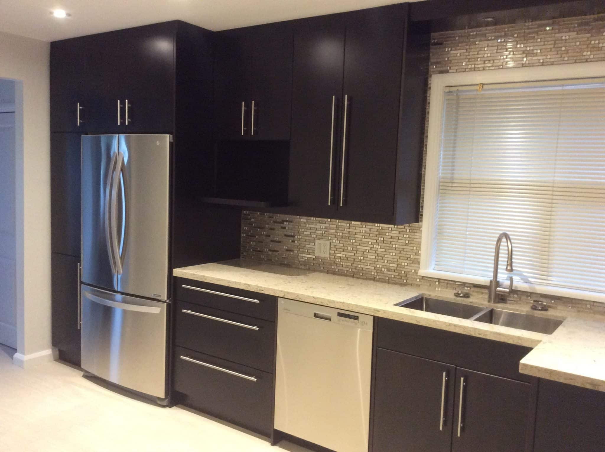 Concord Maple Dark Chocolate Stained__ac9__Rowse Cres.  Etobicoke.