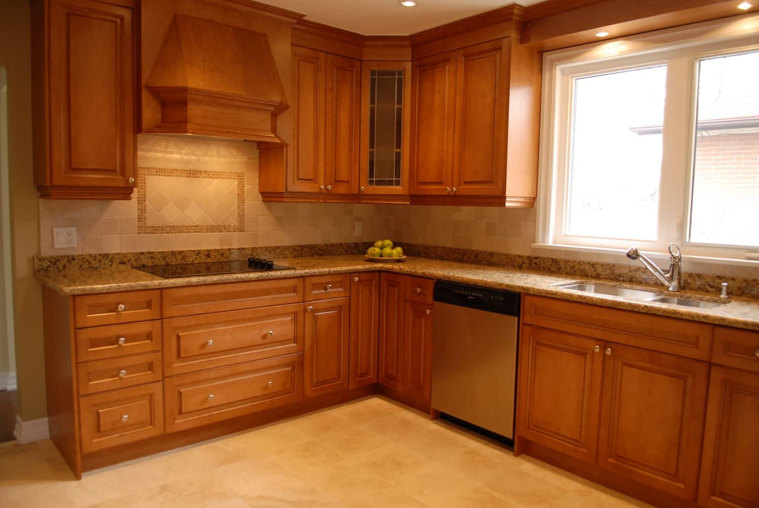 Royal Maple Natural and Chocolate glazed.__aa5__Morewood Cres.  North York.