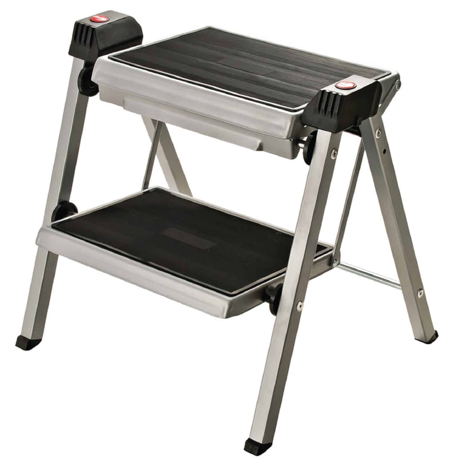 Stepfix.  Fording Step Stool by Hailo  Made in Germany